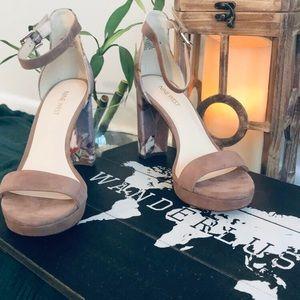 New block heels shoes!